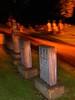 Graves B (Anjuli) Tags: usa cemetery graveyard night peace buried rip hill 2006 graves idaho boise casio exz750 funeral burial morris exilim gravestones