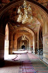 Interior of Masjid Wazir Khan (Max Loxton) Tags: old pakistan summer heritage colors beautiful beauty architecture wow worship place background interior prayer images pakistani yani khan ppg lahore towards masjid islamic yasir mughal wazir yasirnisar towardspakistan imagesofpakistan pakistaniphotographers angkorsingle pakistaniphotographer angkorset maxloxton pakistaniat wwwtowardspakistancom