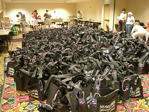 Registration bags