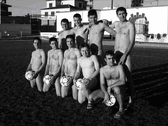 Calendario 'Al Desnudo' (2005)