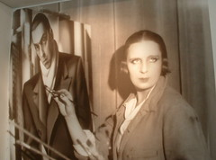 Tamara de Lempicka at Work