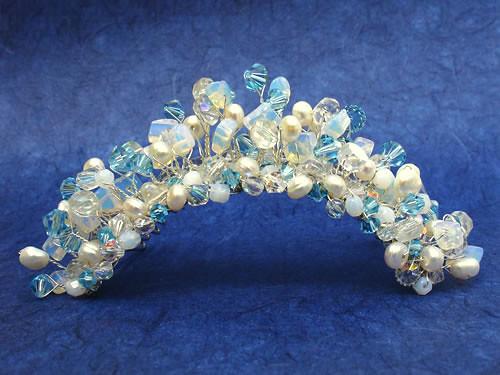 Bridal Tiara, Wedding Crown