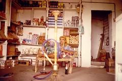 Yemeni shopkeeper