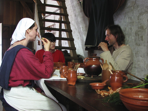 medieval meal