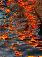 Bonfire reflections - by wili_hybrid