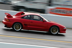 mr2 (10 Ninjas Steve) Tags: car northampton nikond70s motionblur panning northants dragracing rwyb santapod toyotamr2 tamron28300mm poddington runwhatyabrung stephenrideout