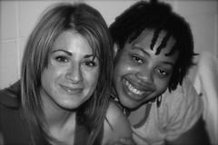 Arica & Charissa