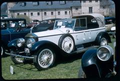 31 - VMCCA Rally, April 1957 (Jon Delorey) Tags: auto car antique rally rollsroyce 1957 vscc larzanderson automoble vmcca