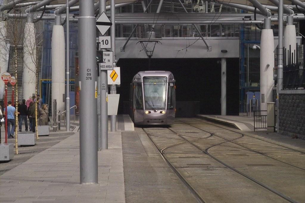 LUAS: Dublin Tram System