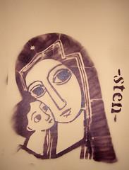 Madonna, Sten!