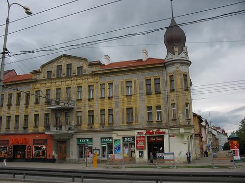 契斯基布達維奇街景