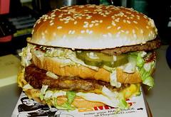 carbon-based Big Mac