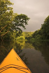 IMG_2816 (arnflps) Tags: water river kayak calm approachingstorm 11pointsriver