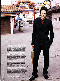 "James Franco . FW Magazine • <a style=""font-size:0.8em;"" href=""http://www.flickr.com/photos/13938120@N00/192648471/"" target=""_blank"">View on Flickr</a>"