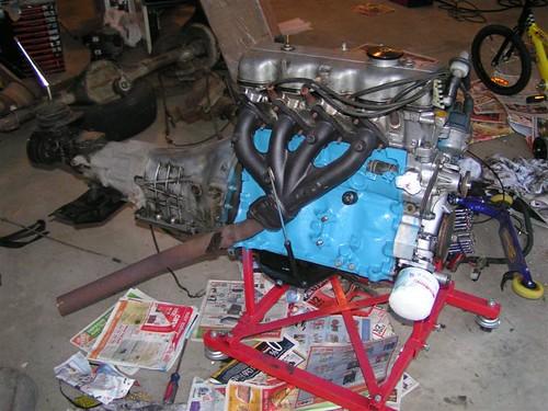 Ca Ceb on 2004 Dodge Neon Engine
