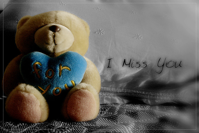I miss you honey I need you Please come back. Everything that you gave