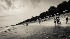Bali (alialotaibi) Tags: cameracheap compact sony arab saudi beach sea water wb indonesia bali