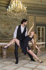 The dancers (P_Rocha) Tags: models modelos dança palácio salão bailado