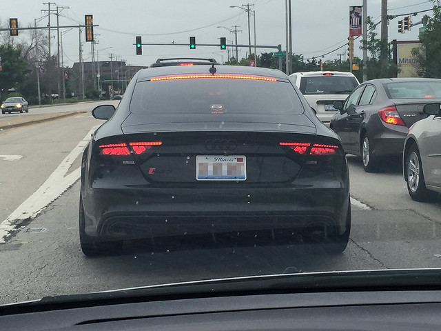 chicago black july 7 audi rs 2015 rs7