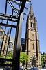 Church of the Covenant (AntyDiluvian) Tags: church boston massachusetts newburystreet steeple backbay churchofthecovenant