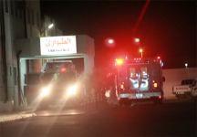 حادث مروّع يصرع ويصيب 14 من عائلة واحدة (oqlanews) Tags: صور اخبار القصيم الصقور عقلة