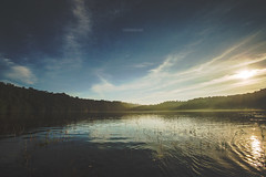 TAMBLINGAN LAKE (K3v.) Tags: bali lake sunrise bedugul tamblingan