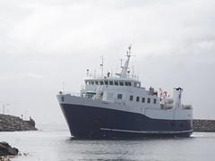 Ternan (mlcastle) Tags: ship faroeislands faroe ssl froyar nlsoy ternan