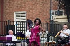 Rose Weaver Jazz Performance