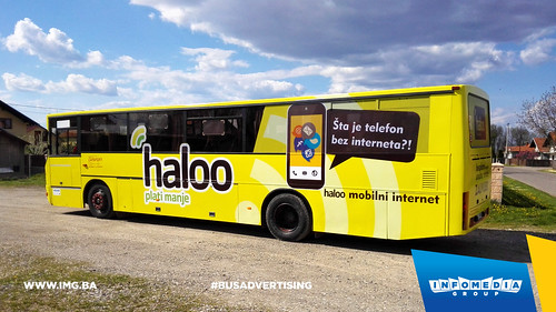 Info Media Group - Haloo, BUS Outdoor Advertising, 04-2015 (8)