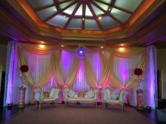 Decor (1245) (Exclusive Events NY) Tags: chandelier candelabras receptionstage