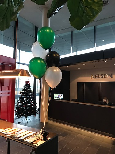 Tafeldecoratie 3ballonnen Nelson Hoofddorp