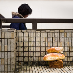 our daily bread (dizbin) Tags: art abstract architecture bread bsquare color candid city colour dizbin england em10 face guildhall hampshire impression juxtoposition uk monochrome minimal minimum mzuiko olympus outdoors omd photo photograph photography people portrait portsmouth square squareformat street streetphotography town urban found surreal