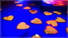 · Hearts (aRtphotojart) Tags: corazones creative colors hearts macro creatividad