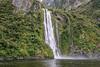 Stirling Falls, Milford Sound, NZ (stephenk1977) Tags: newzealand nz fjord milfordsound fiordland national park mountain stirlingfalls waterfall cascade cruise
