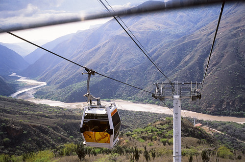 Chicamocha Canyon Gondola
