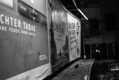 Signs Plank (tamoko1121) Tags: 35mm leica m8 m rangefinder monochrome blackandwhite black bw white street streetphotos streetshot strase candid urban