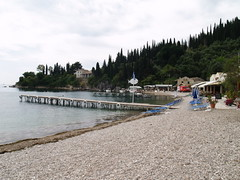 Agni Bay (SteveInLeighton's Photos) Tags: may 2009 corfu greece beach agni