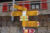 Wegweiser in Altanaca (uwelino) Tags: switzerland schweiz swiss suisse swisstravel swisstravelspectacular 2016 alpen alps tessin kantontessin ticino südschweiz europa europe wegweiser altanca stradaalta airolo