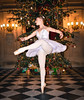 Nutcracker Ballet, Chatsworth (littlestschnauzer) Tags: chatsworth visit ballet ballerina dancer dance tutu grace graceful performance 2016 uk house indoor room grand christmas tree xmas festive december tourist attraction nutcracker derbyshire stately home
