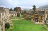 Stokesay Castle & Church, Shropshire (Baz Richardson (catching up again!)) Tags: shropshire stokesaycastle churches medievalbuildings architecture