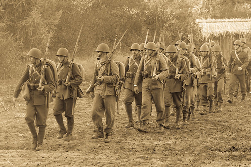 Polish infantry from 1939