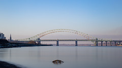 IMG_4779_December 29, 2016_00017 (Tim Furfie) Tags: river mersey long exposure lee filter big stopper water runcorn bridge widnes