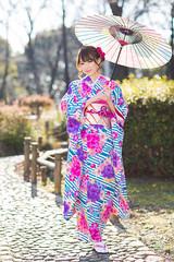 278A0033 (tsuchinoko36) Tags: 小越しほみ モデル レースクイーン 浅草 撮影 撮影会 riddle撮影会 振袖 ポートレート portrait 写真 japan furisode 着物 kimono