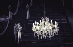 Chandelier (Leitratista) Tags: chandelier lights bulb lovephotography hobby nikond3400 explore church street kitlens 1855mmafpvrkit nikkor