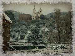 Santuario de la Fuensanta nevado (ℝakel_ℰlke ﴾͡๏̯͡๏﴿) Tags: rakel raquel elke rakelelke raquelelke rakelmurcia regióndemurcia murcianorte espinardo murcia españa spain espagne europa europe nieve snow neige oladefrio oladefrioenmurcia santuariofuensantanevado