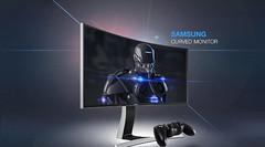 นวัตกรรมใหม่เอาใจคอหนังและเหล่าเกมเมอร์ Samsung Curved Monitor จอคอมโค้ง