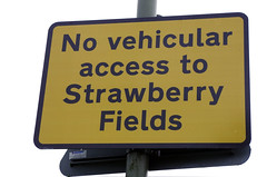 IMGP7555 (Steve Guess) Tags: beatles coombelands surrey england gb uk strawberry fields sign forever