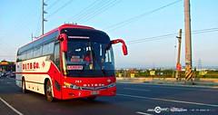 Lemery's Red King Long (PBF-Mr. Beeboy 901) Tags: delmontelandtransportationbuscompany dltbco 782 xiamenkinglongunitedautomotiveindustrycoltd kinglongbus kinglongxmq6101