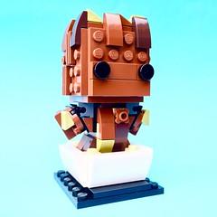 Dancing Groot (Adeel Zubair) Tags: lego brickheadz disney marvel guardians galaxy dancing groot music photography toy cute baby moc design creative