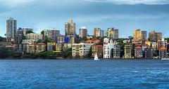 Kirribilli (NorthFla) Tags: sailboat sydney australia kirribilli
